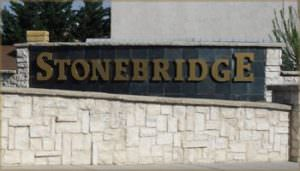 Stonebridge Homes For Sale_Entry Sign