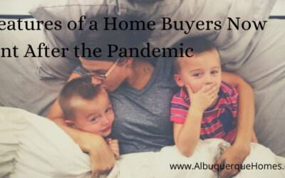 6 Features Home Buyers Now Want After the Pandemic