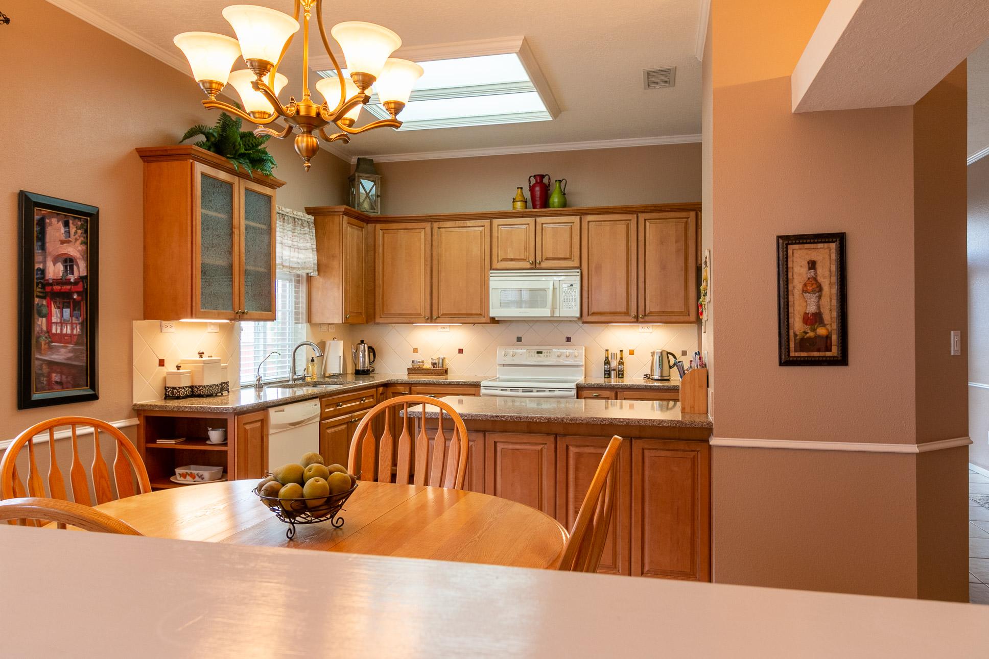 9632 Benton St NW-Kitchen to Dining