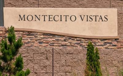 Montecito Vistas Homes for Sale