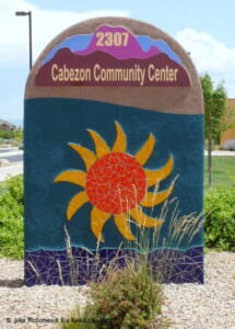 Cabezon Homes For Sale-Community Center