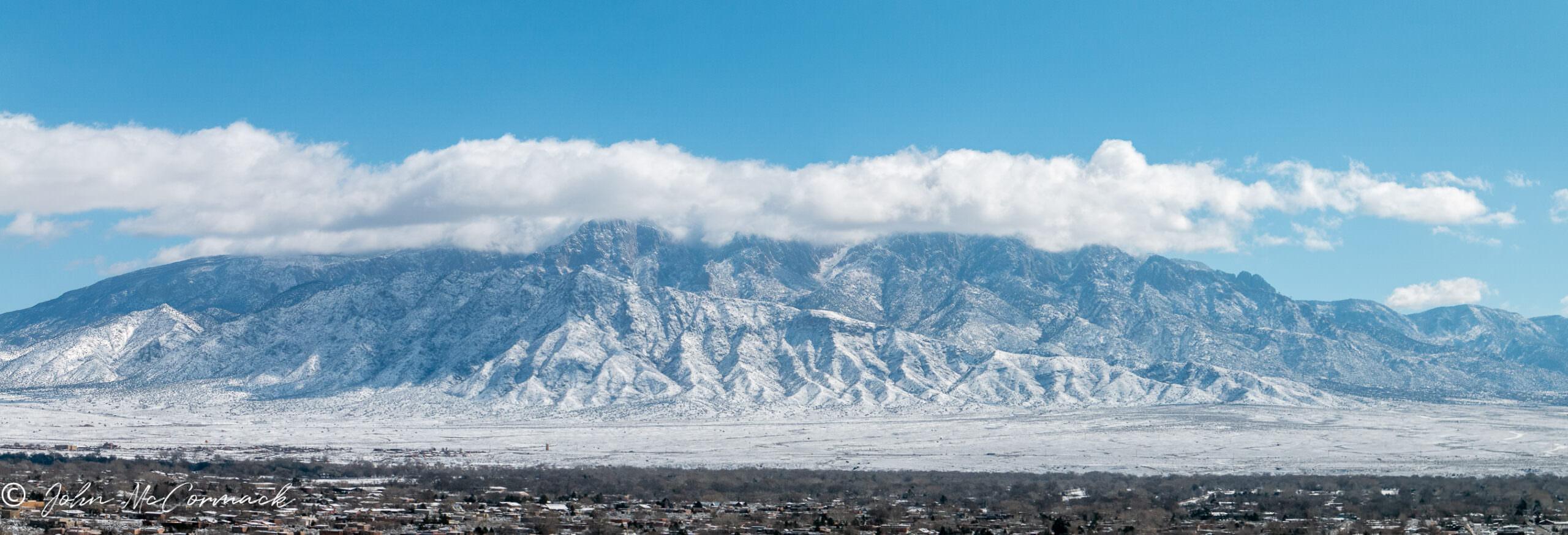 Sandia Mountain Range_Trinity Estates