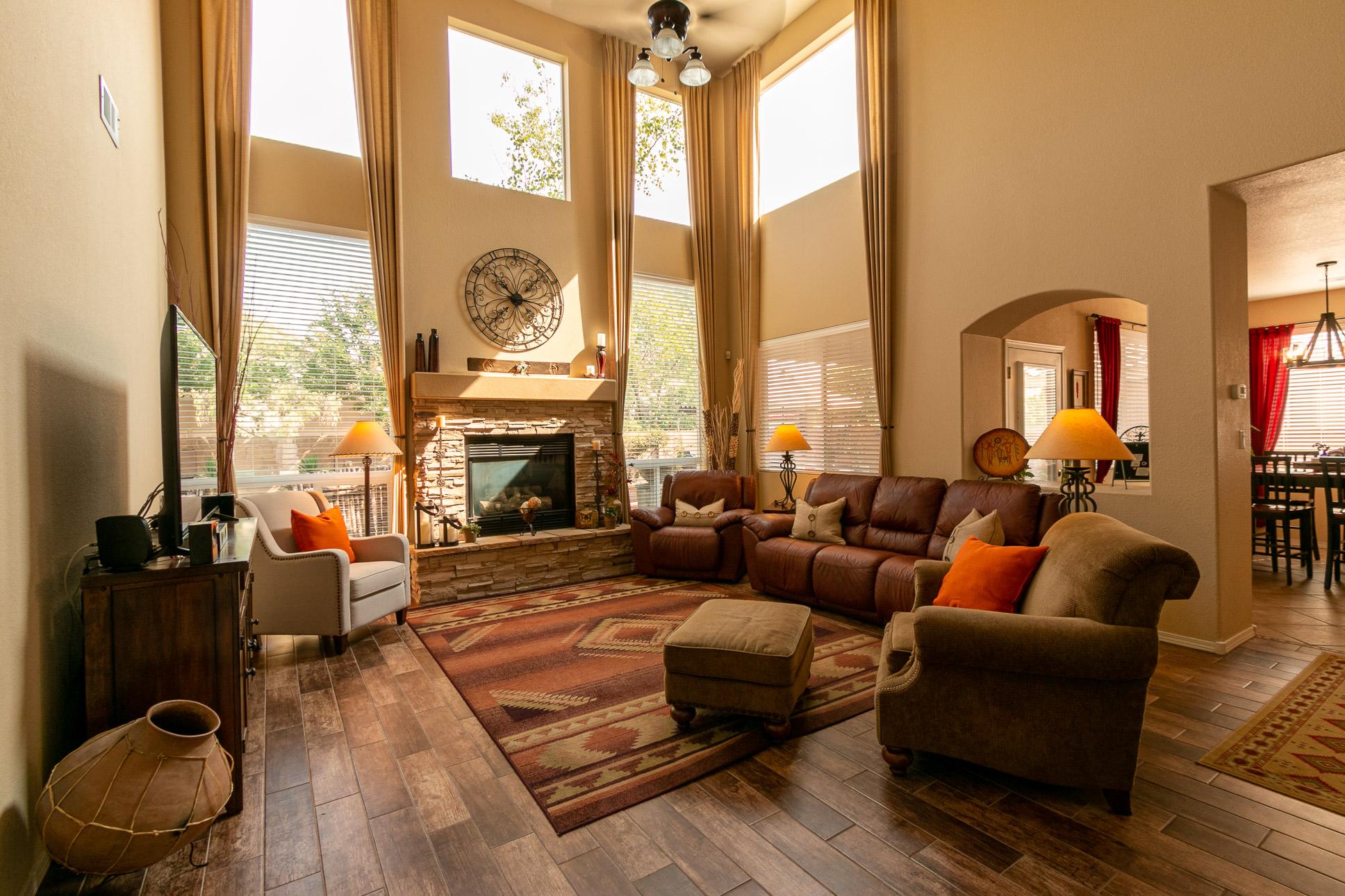 6009 Sipapu_Family Living Room