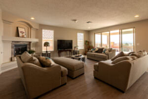 1728 Cook Canyon Dr NW Living Area