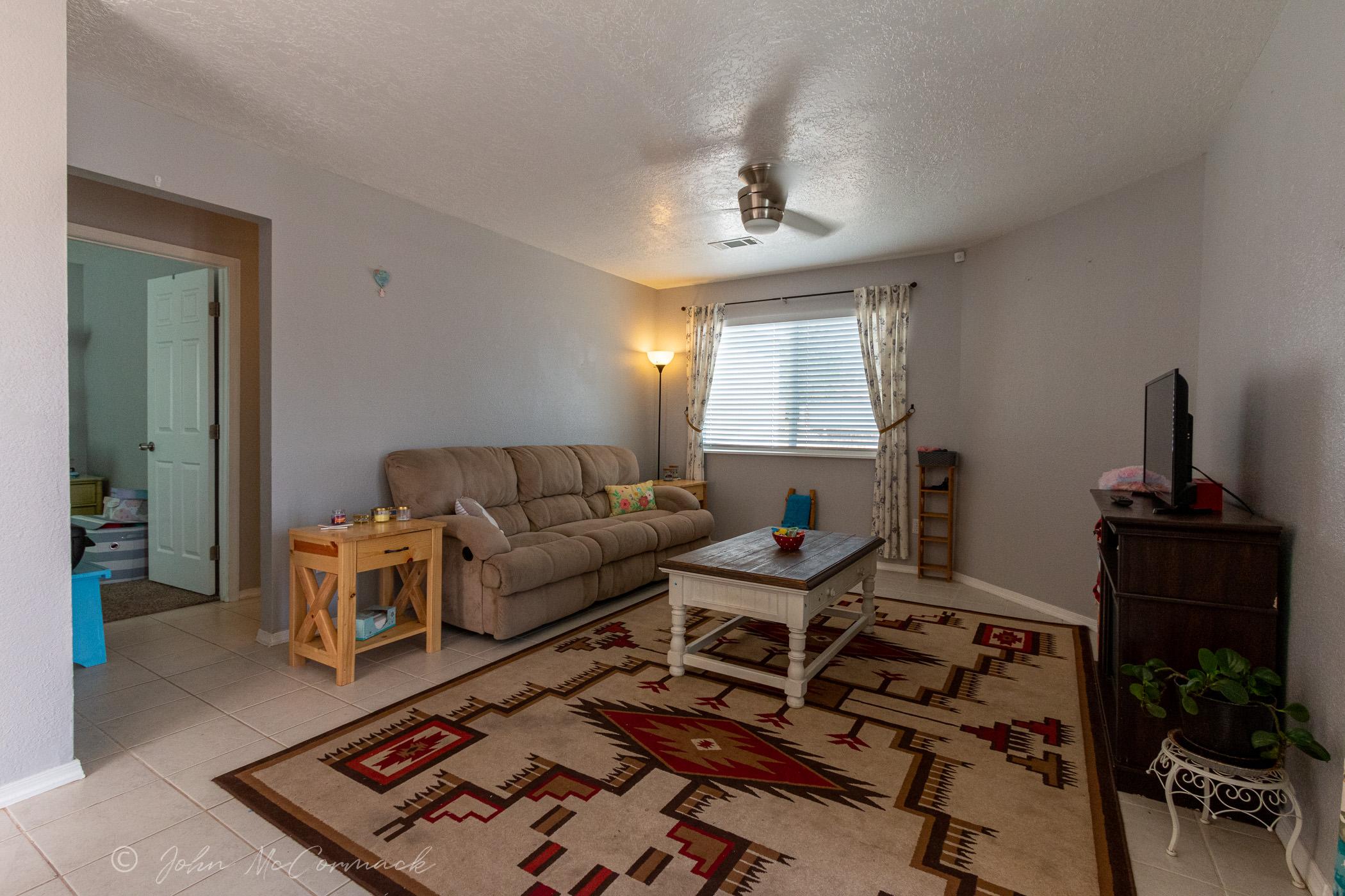 1201 Rachel Rd NE Living Room