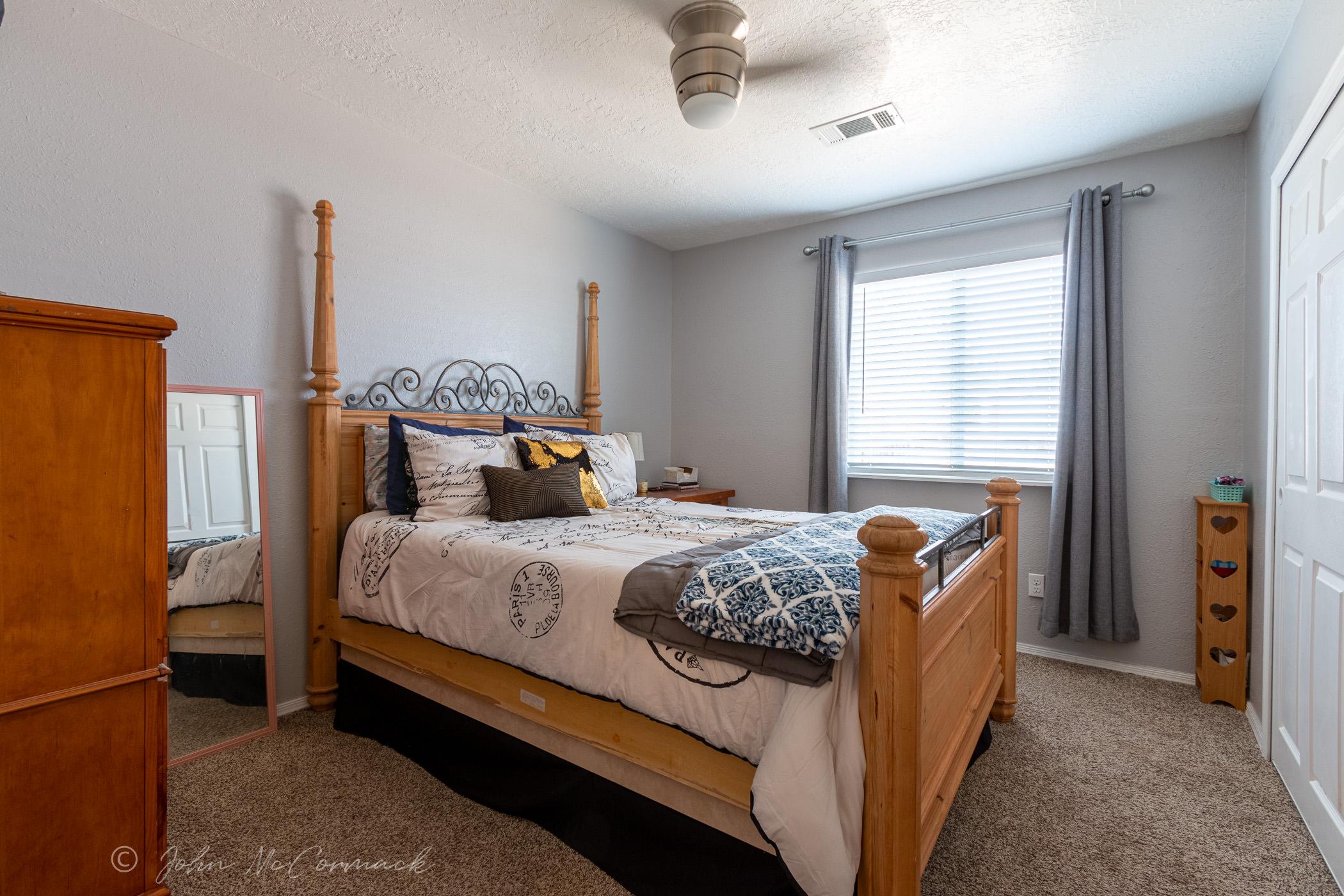 1201 Rachel Rd NE Main Bedroom